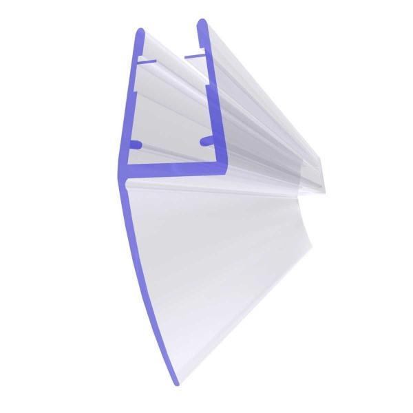 Steigner Joint de douche UK04 pour la vitre de l'épaisseur 3,5-5 mm