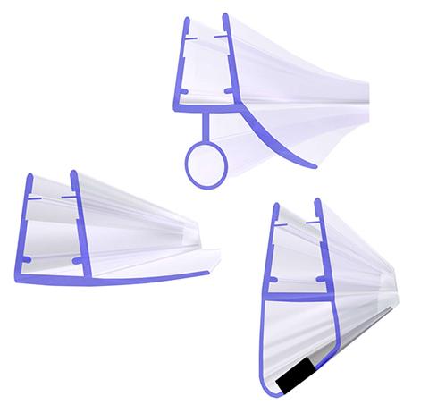 types de joints pour cabines de douche