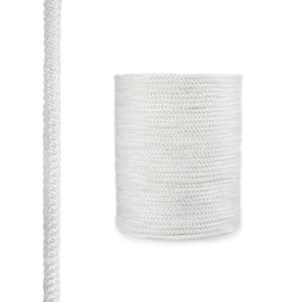 Steigner Corde de cheminée en fibre de verre SKD02 blanche 10 mm