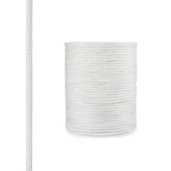 Steigner Corde de cheminée en fibre de verre SKD02 blanche 6 mm
