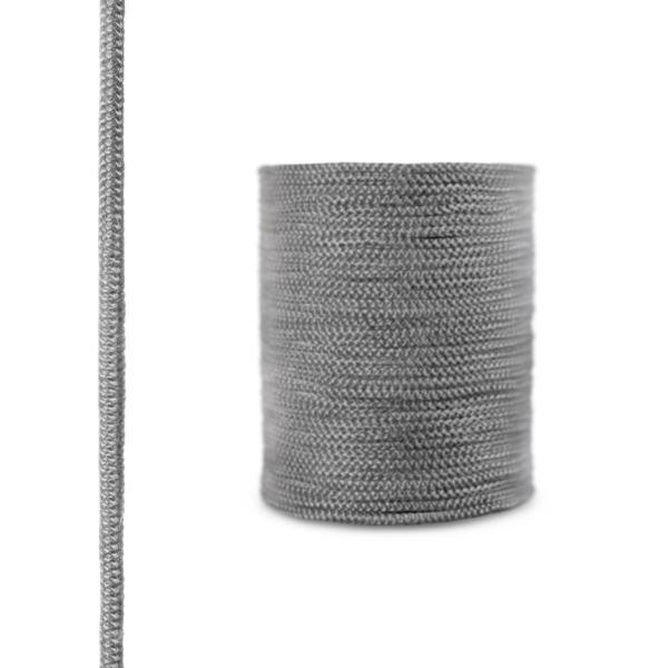 Steigner Corde de cheminée en fibre de verre SKD02 gris foncé 6 mm