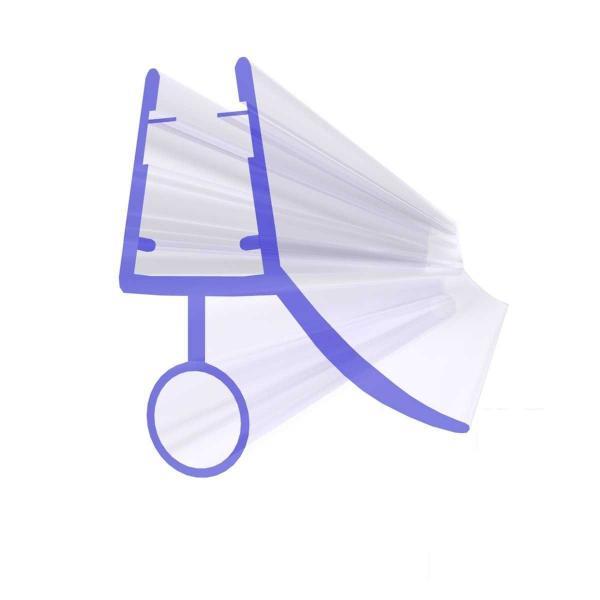 Steigner Joint de douche UK08 pour les vitres de l'épaisseur 6-8 mm
