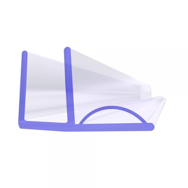 Steigner Joint de douche UK19 pour la vitre de l'épaisseur 5-6 mm