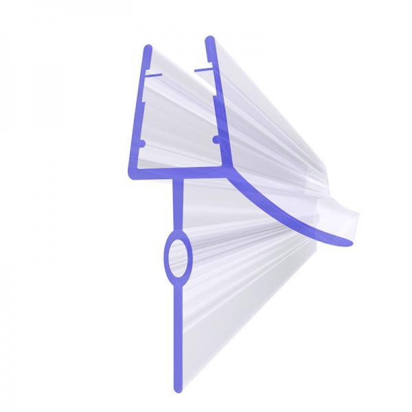 Steigner Joint de douche UK22-06 pour la vitre de l'épaisseur 5-6 mm