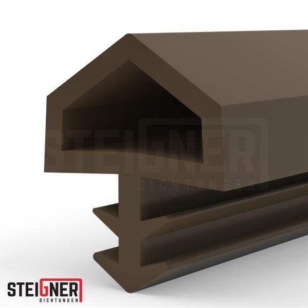 Steigner Joint de fenêtre et de porte STD05 marron
