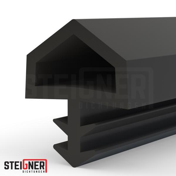 Steigner Joint de fenêtre et de porte STD05 noir