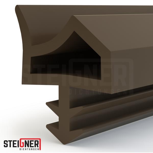 Steigner Joint de fenêtre et de porte STD06 marron