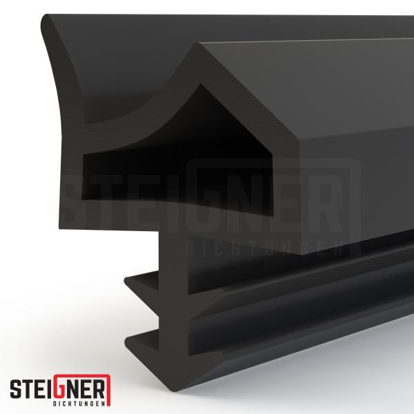 Steigner Joint de fenêtre et de porte STD06 noir