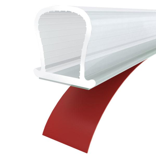 Steigner Joint de fenêtre SFD01 PROFIL OMEGA