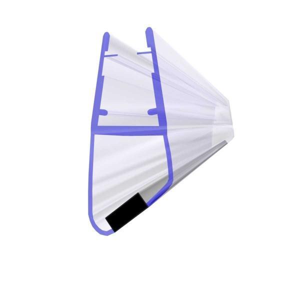 Steigner Joint de douche UKM04 magnétique pour les vitres de l'épaisseur 6-8 mm