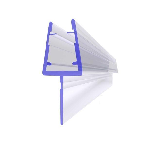 Steigner Joint de douche UK10 pour les vitres de l'épaisseur 6-8 mm