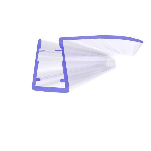 Steigner Joint de douche UK11 pour les vitres de l'épaisseur 6-8 mm