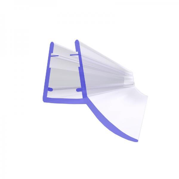 Steigner Joint de douche UK12 pour les vitres de l'épaisseur 6-8 mm