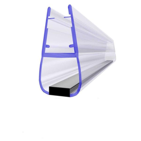Steigner Joint de douche UKM02 magnétique pour les vitres de l'épaisseur 6-8 mm